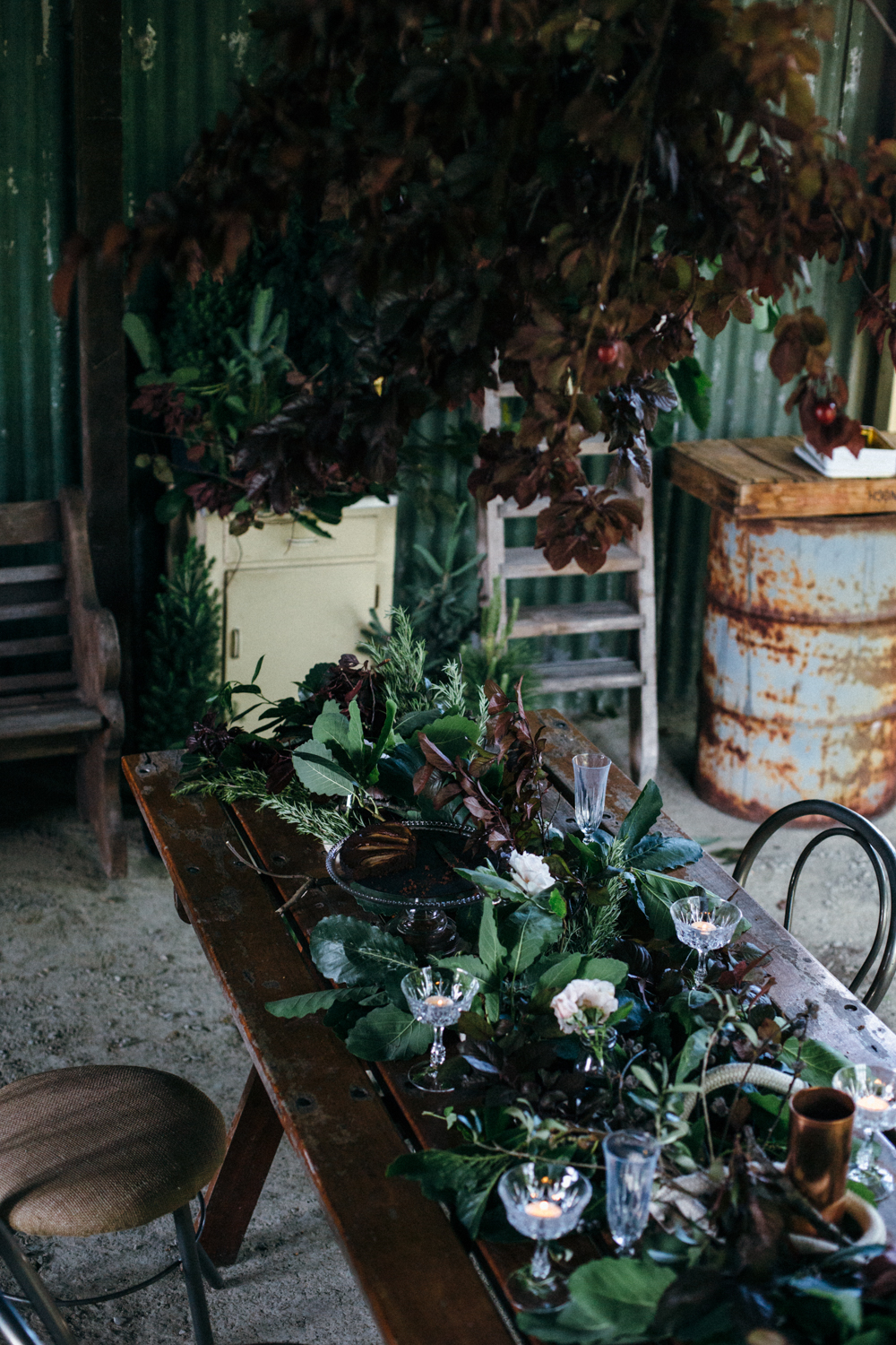 A Festive Lunch in the Adelaide Hills | Erika Rax