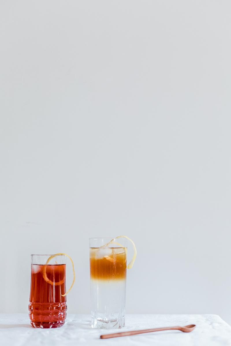 Cold Brew Tonic Two Ways | Erika Rax