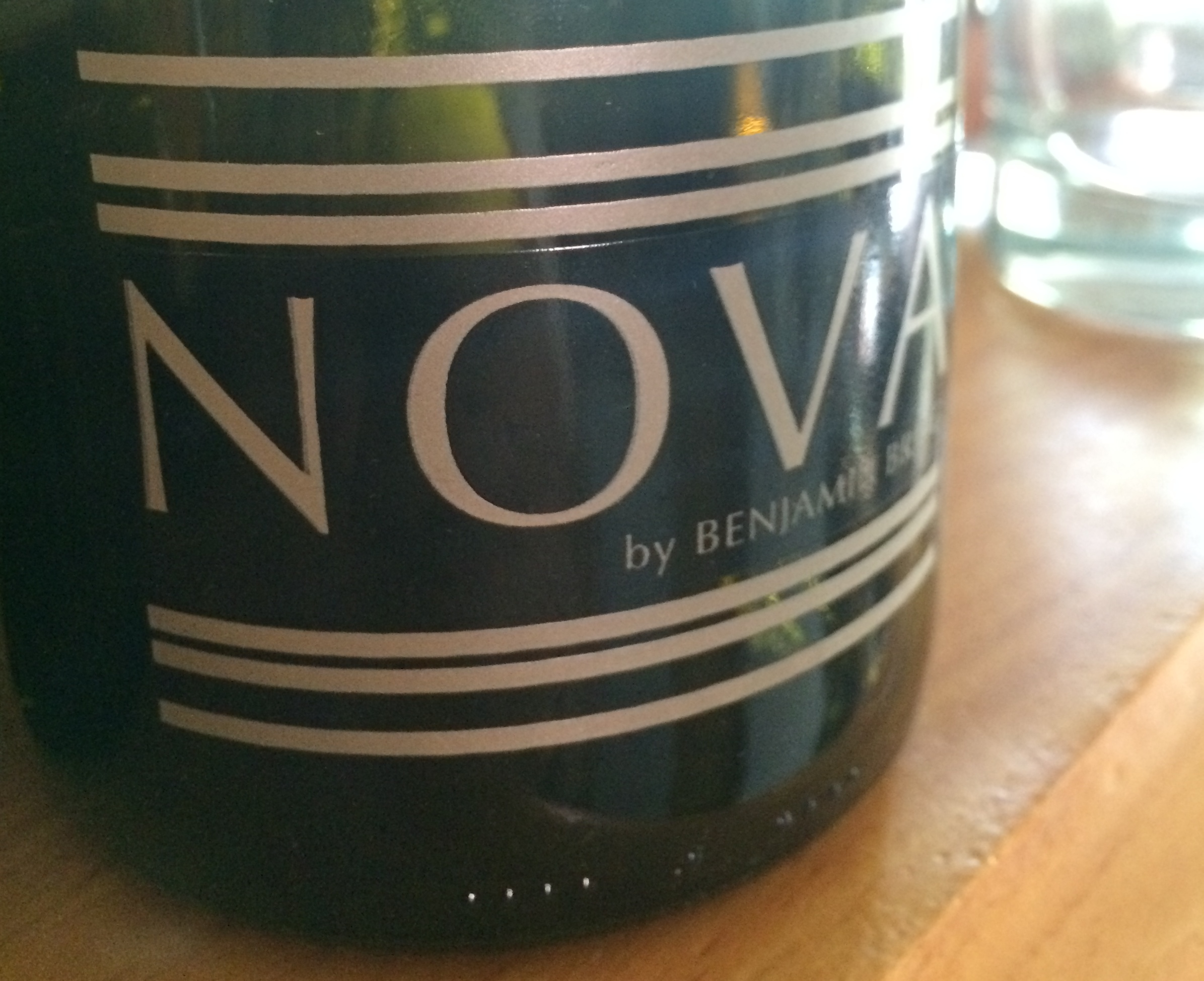Picking up a bottle of Nova 7 was a no-brainer!