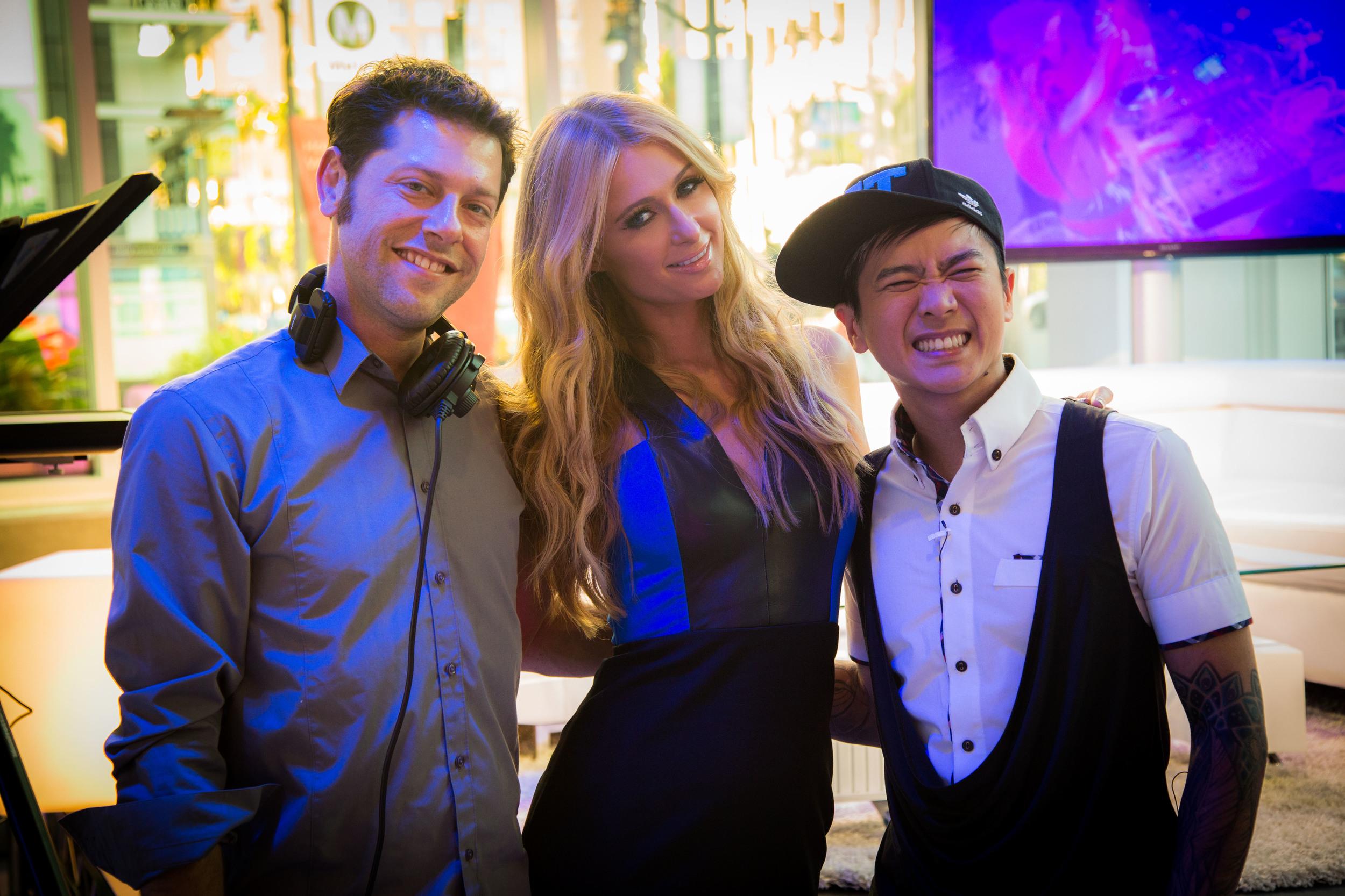 EDM Live - Paris Hilton