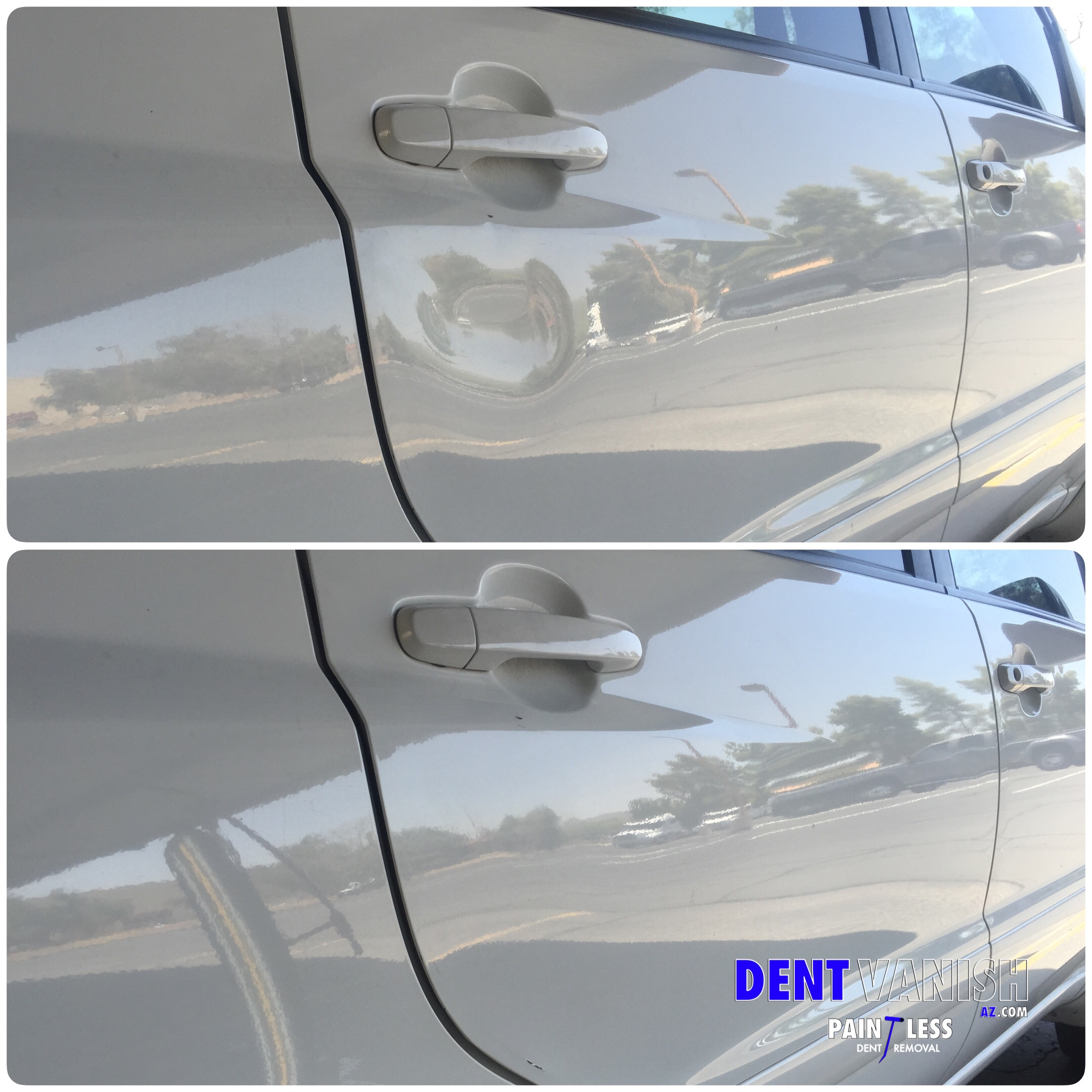Fixing the dent in your car no longer needs to be a headache. Call Dent Vanish and we would love to help.