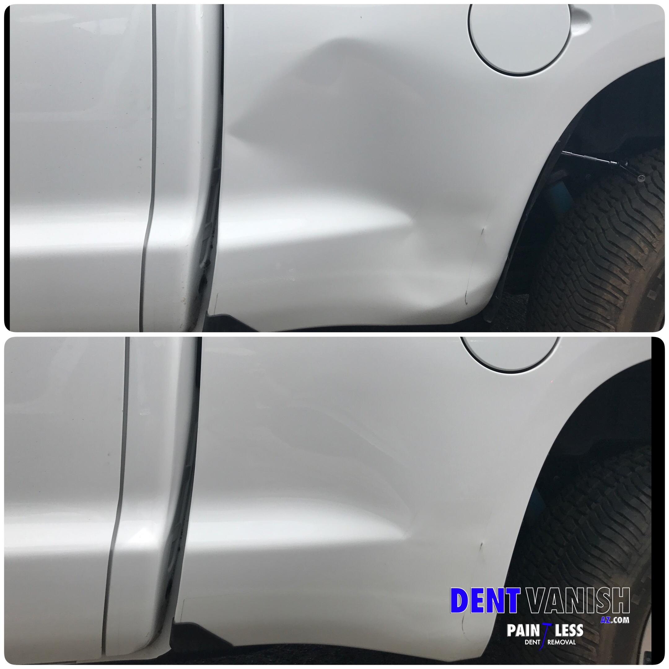 Dent Vanish Az Paintless Dent Repair Mobile Service