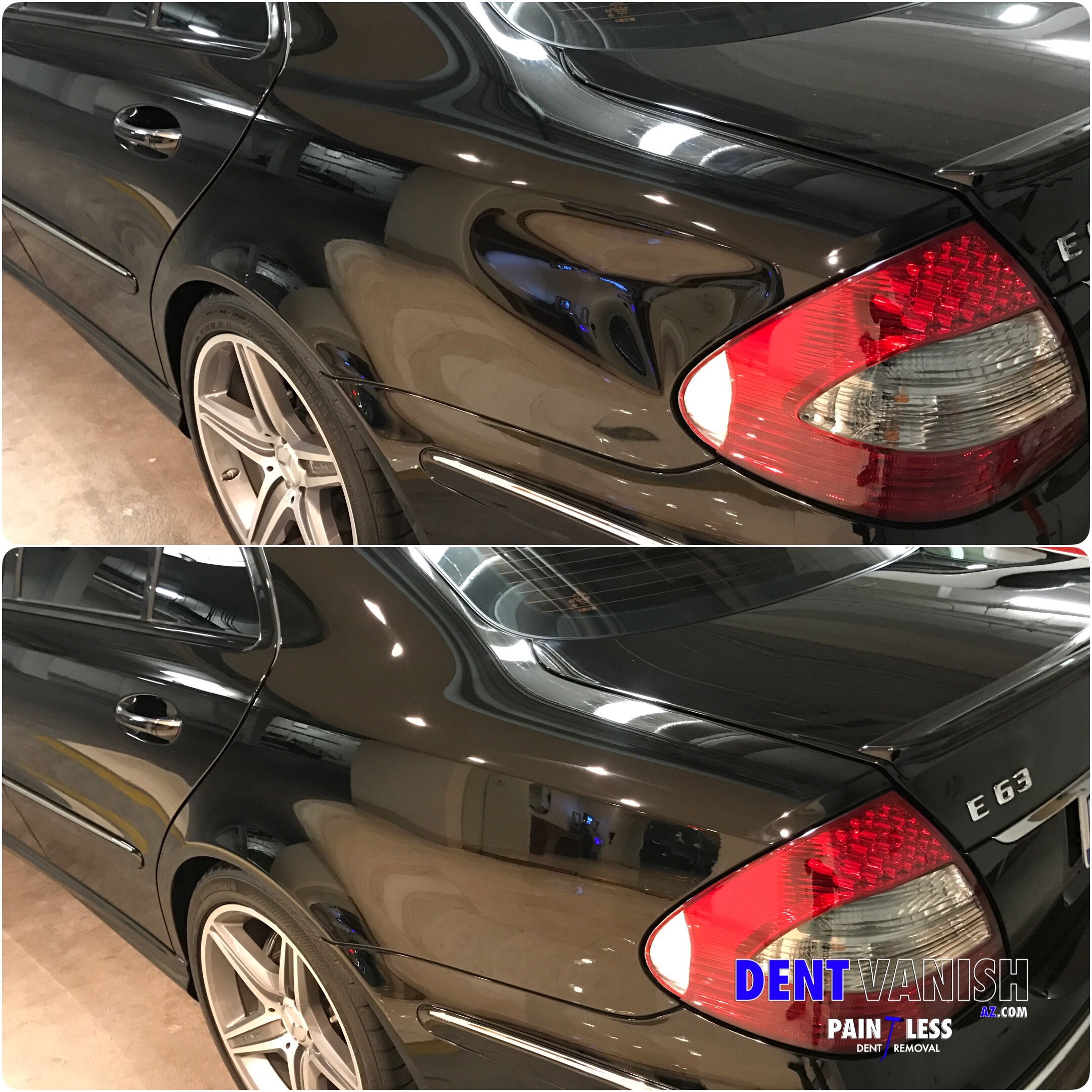 Merceded Qt Panel Repair