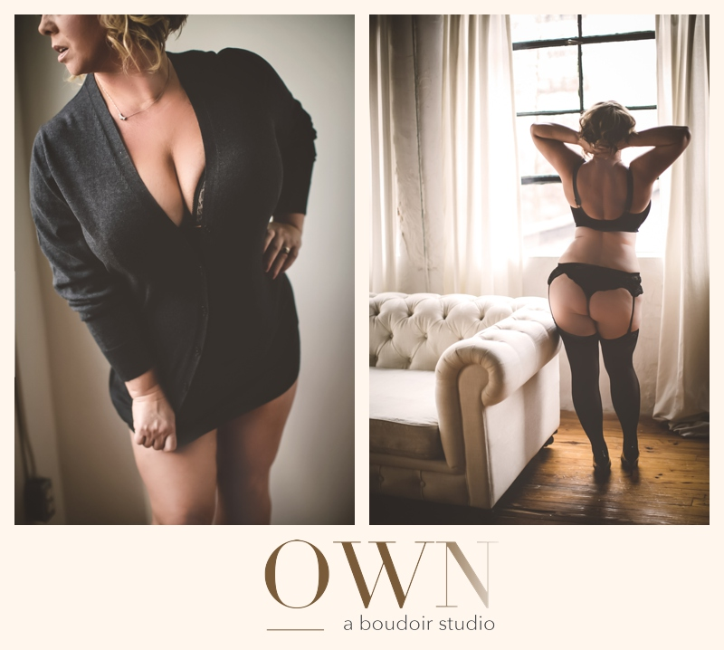 boudoir atlanta photography gift surprise subtle hints full figure