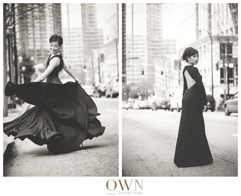 glamour boudoir shoot downtown atlanta street photography all saints dress burberry_0004.jpg