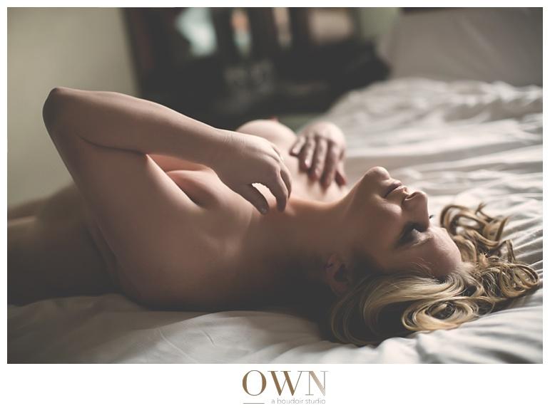 plus sized boudoir atlanta full figure nude MGM vegas photographer