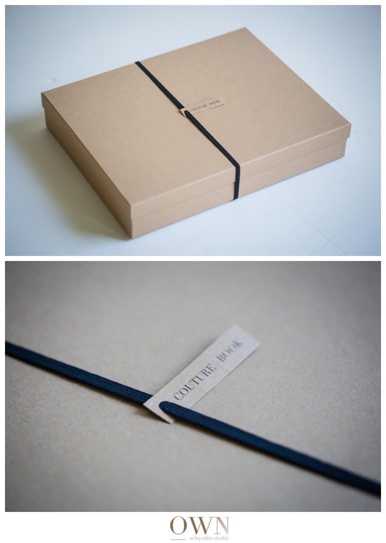album packaging boudoir atlanta