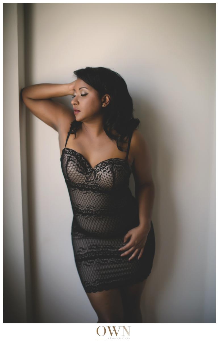 curvy woman boudoir photography atlanta georgia own boudoir