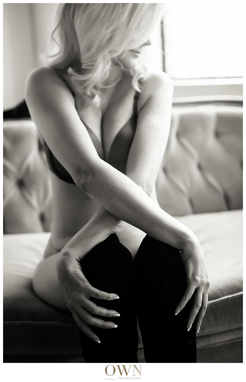 blonde boudoir client interview blog