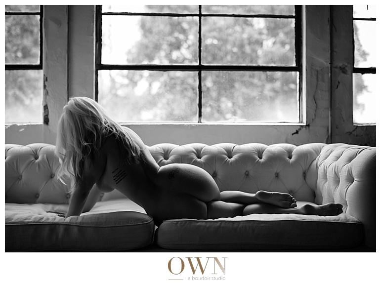 own boudoir photographer in atlanta