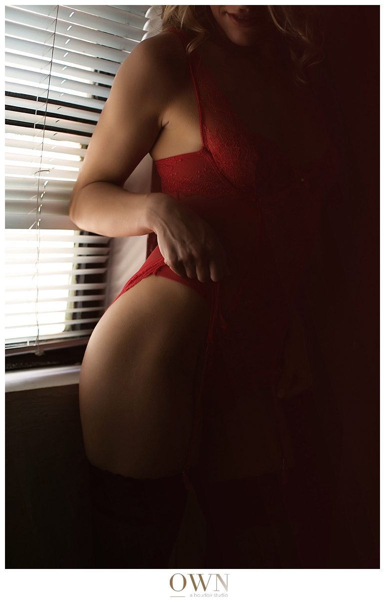 bridal boudoir atlanta red bra and panty set atlanta boudoir