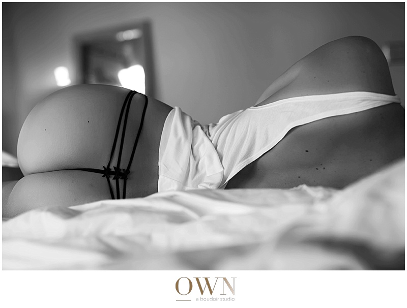 implied nudity woman back boudoir image victoria's secret