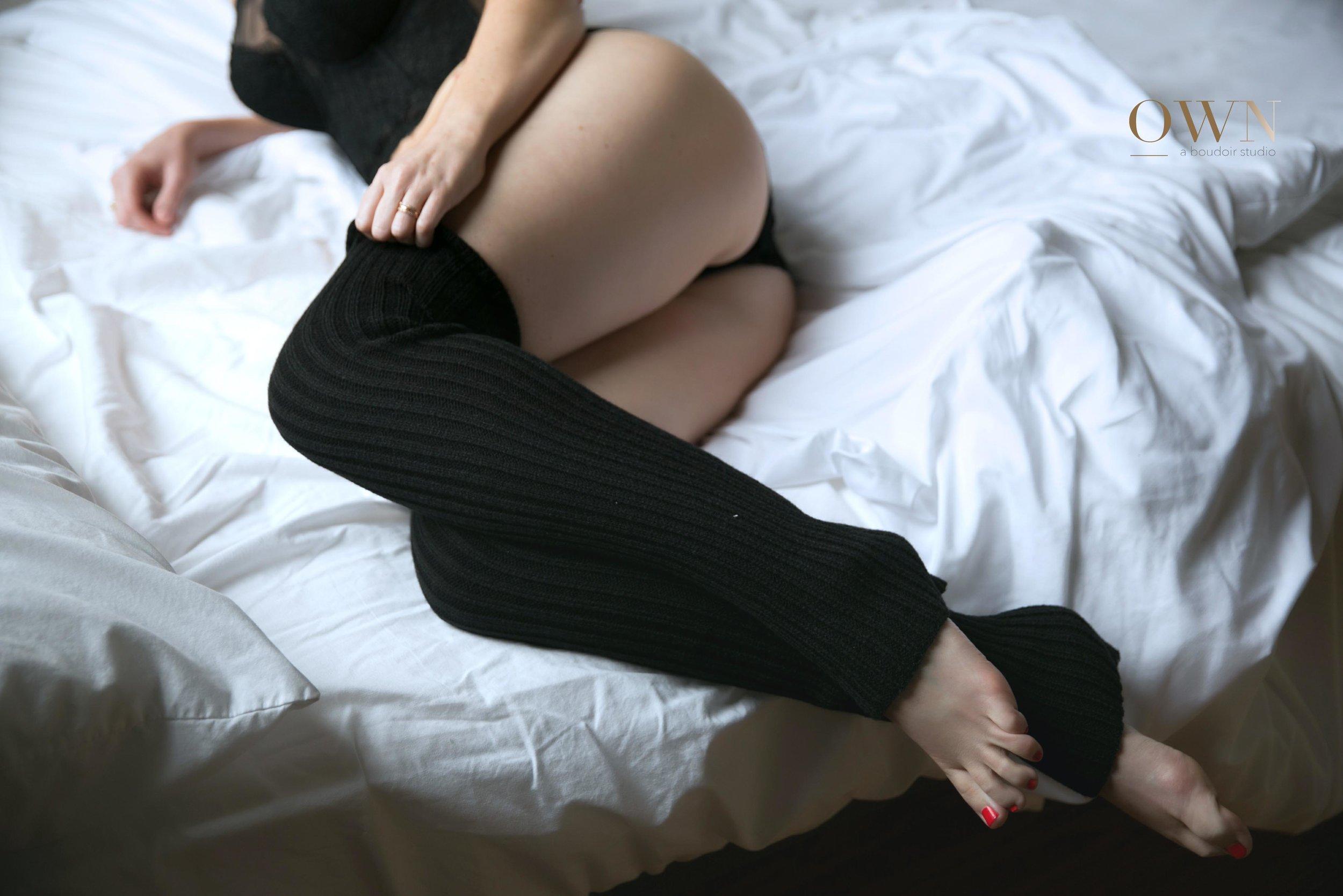 lingerie photography, boudoir atlanta, atlanta boudoir photographer, own boudoir, leg warmer boudoir, boudoir pose ideas, boudoir ideas, best boudoir photographer.jpg