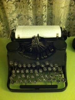 vintage typewriter on sepia.jpg