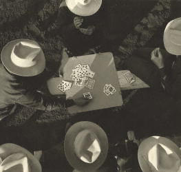 Card Players 1949 LA by Max Yavno Digital image courtesy of the Getty's Open Content Program.JPG