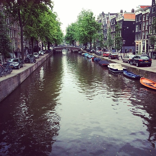 Oh sweet Amsterdam!
