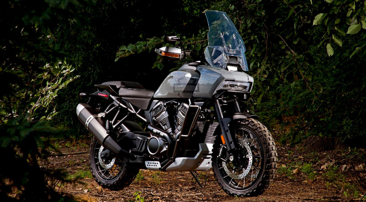 Harley-Davidson announced this Pan-America ADV model for 2020. This category is a technological hotbed right now. So will it be the first motorcycle with built in V2V safety features?