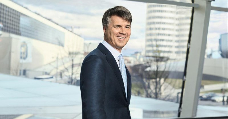 Maik Böres leads BMW's future mobility team and is in charge of regulatory affairs related to connected vehicles.