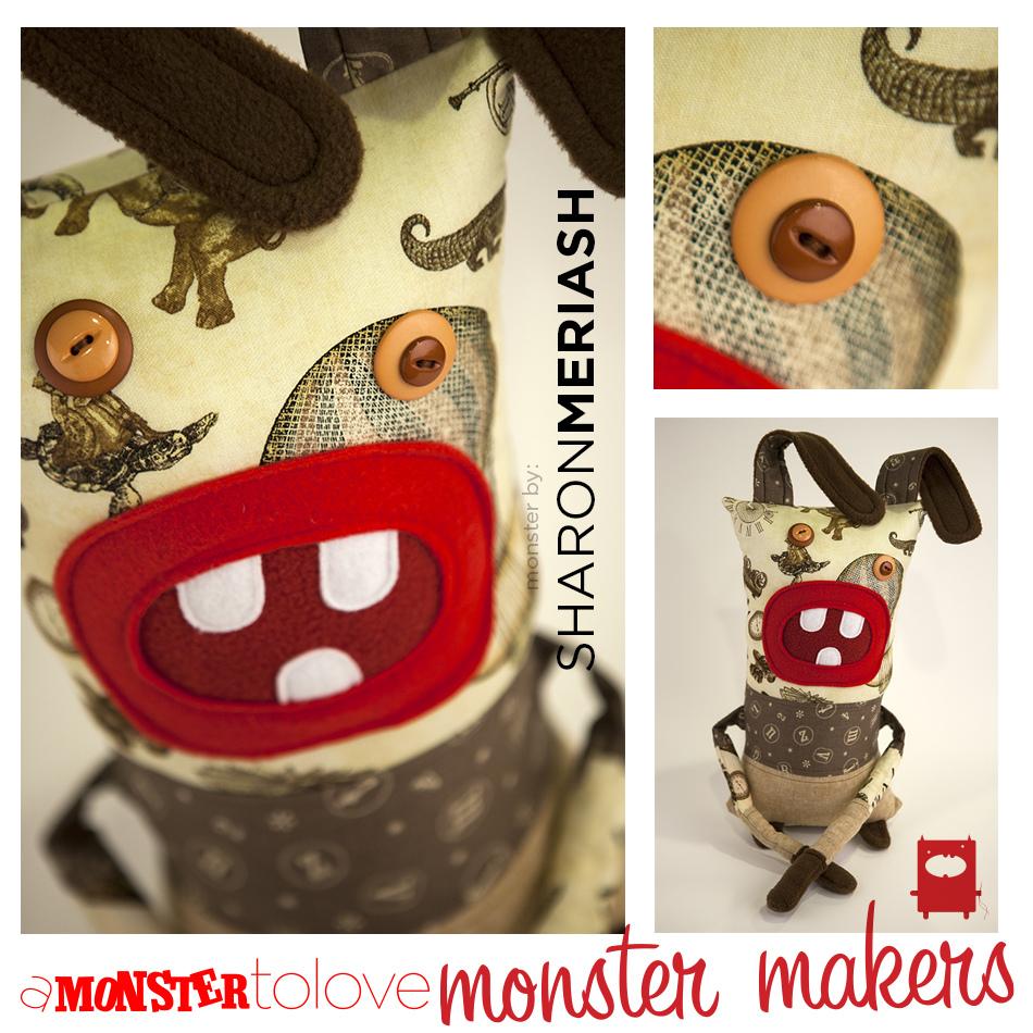 Sharon Monster