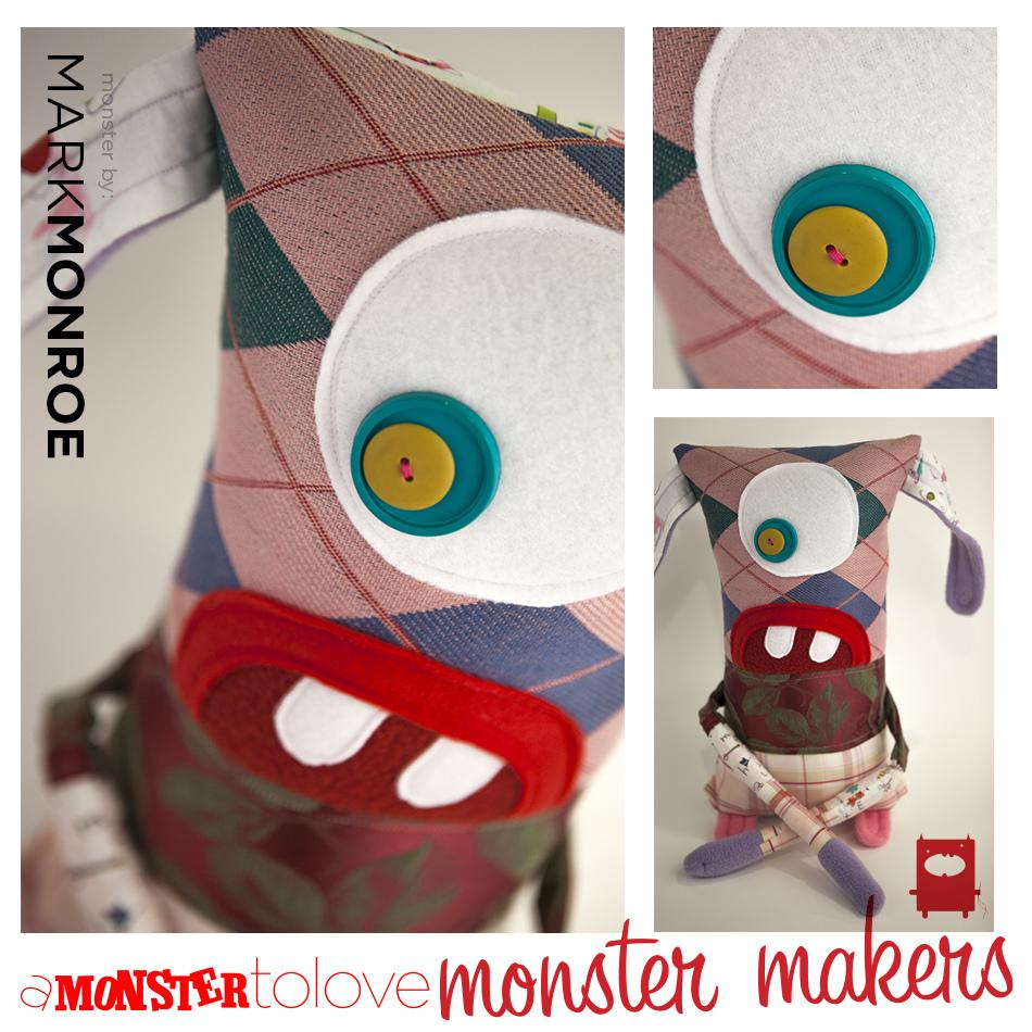 Mark Monster
