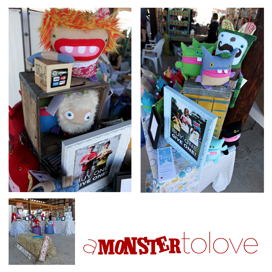 A Monster to Love Samples