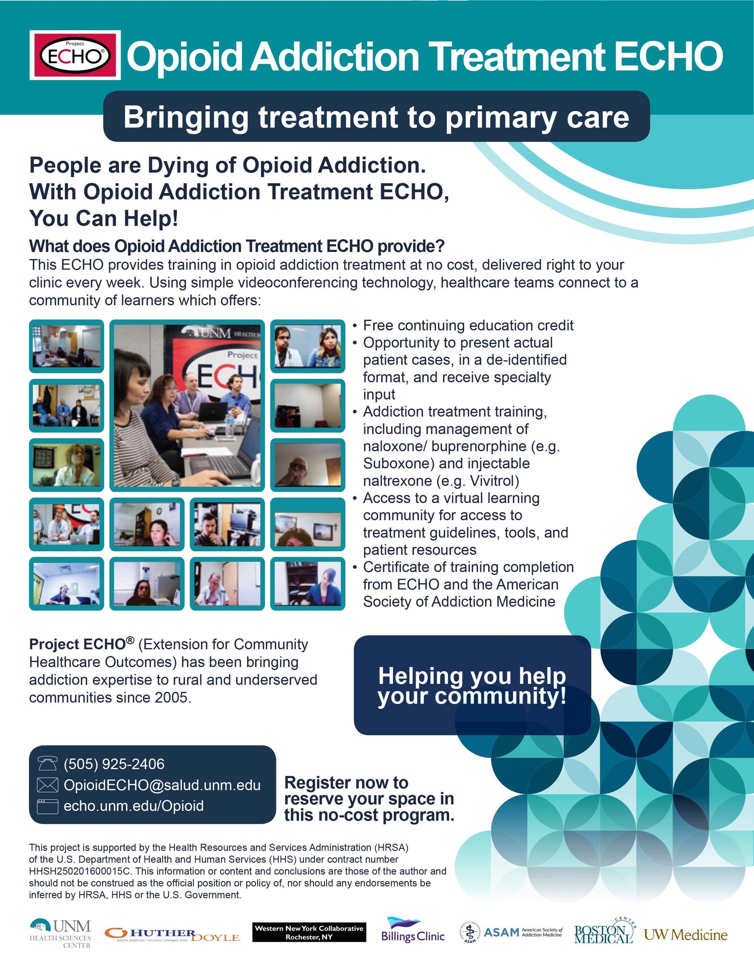 ECHO Clinic_Opioid Addiction Treatment_Information Flyer.jpg