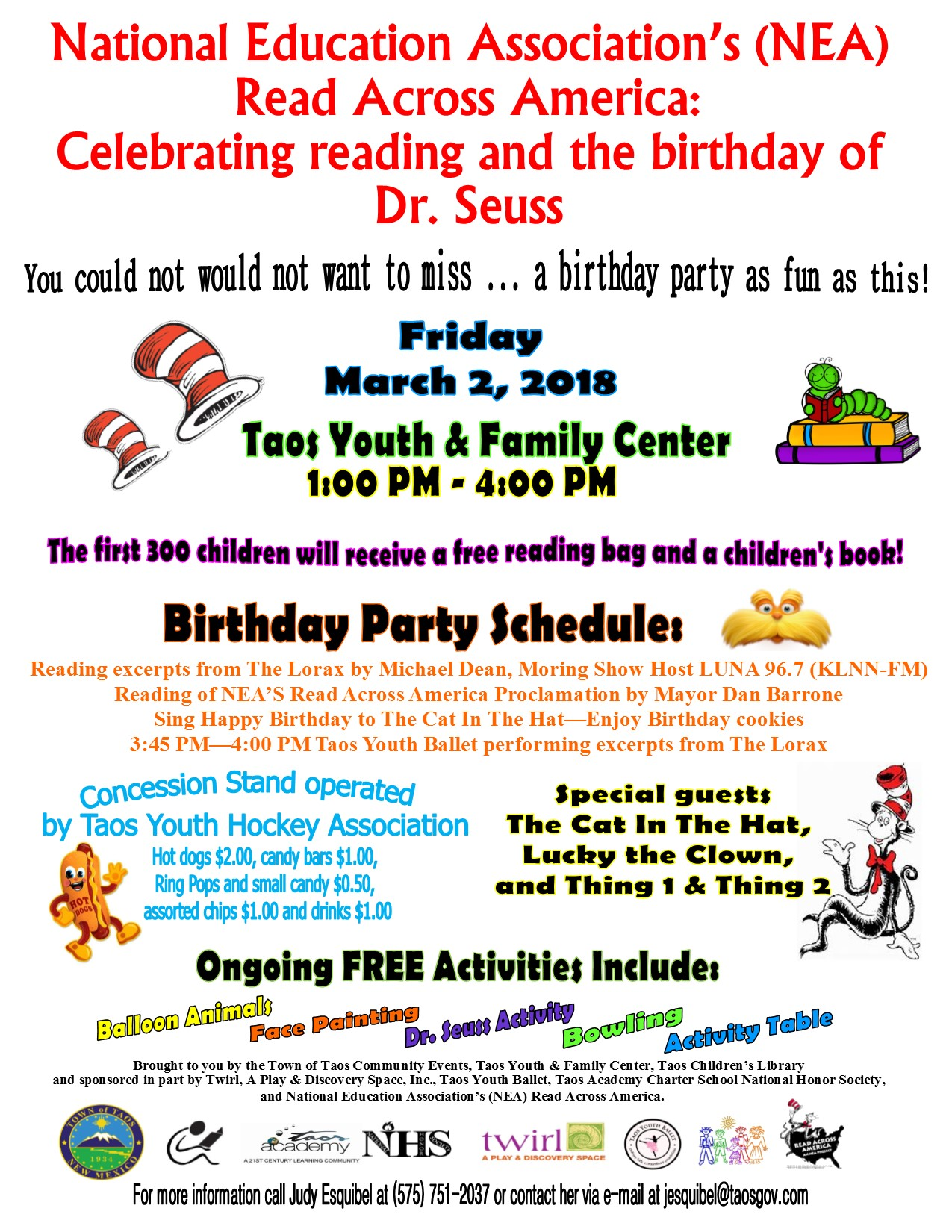 Dr. Seuss's 114th Birthday Party flyer  3-2-18.jpg