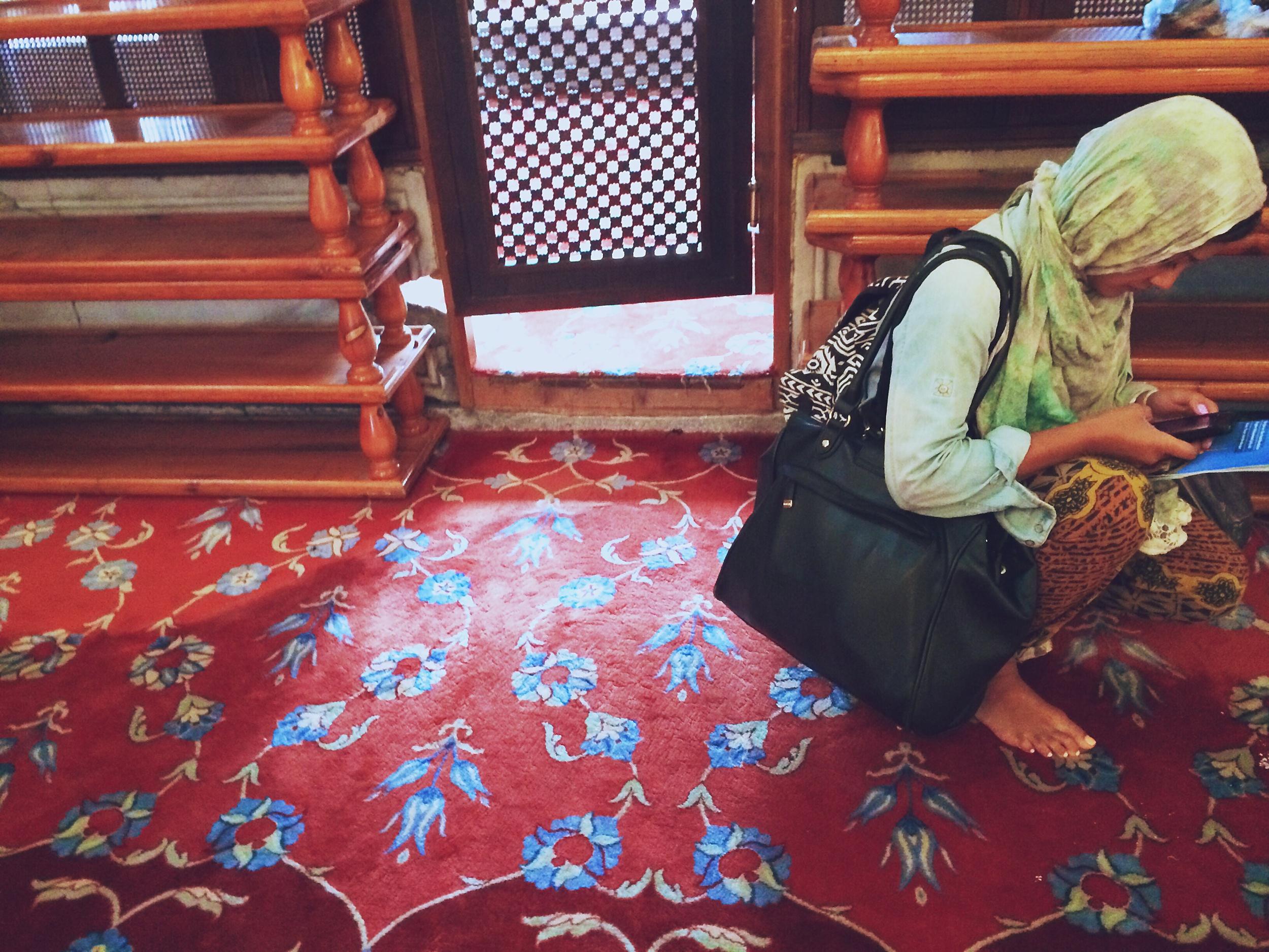 Praying for wifi
