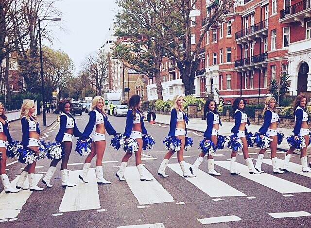 Abby Road + Cowboys