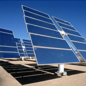 Solar panels only make power an average of 5hrs per day and are not portable. A contemporary solar system capable of producing an average of 12kW will produce power for approximately 19 cents per kWhr.