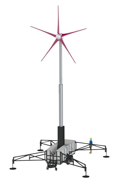 Uprise Energy • Mobile Power Station