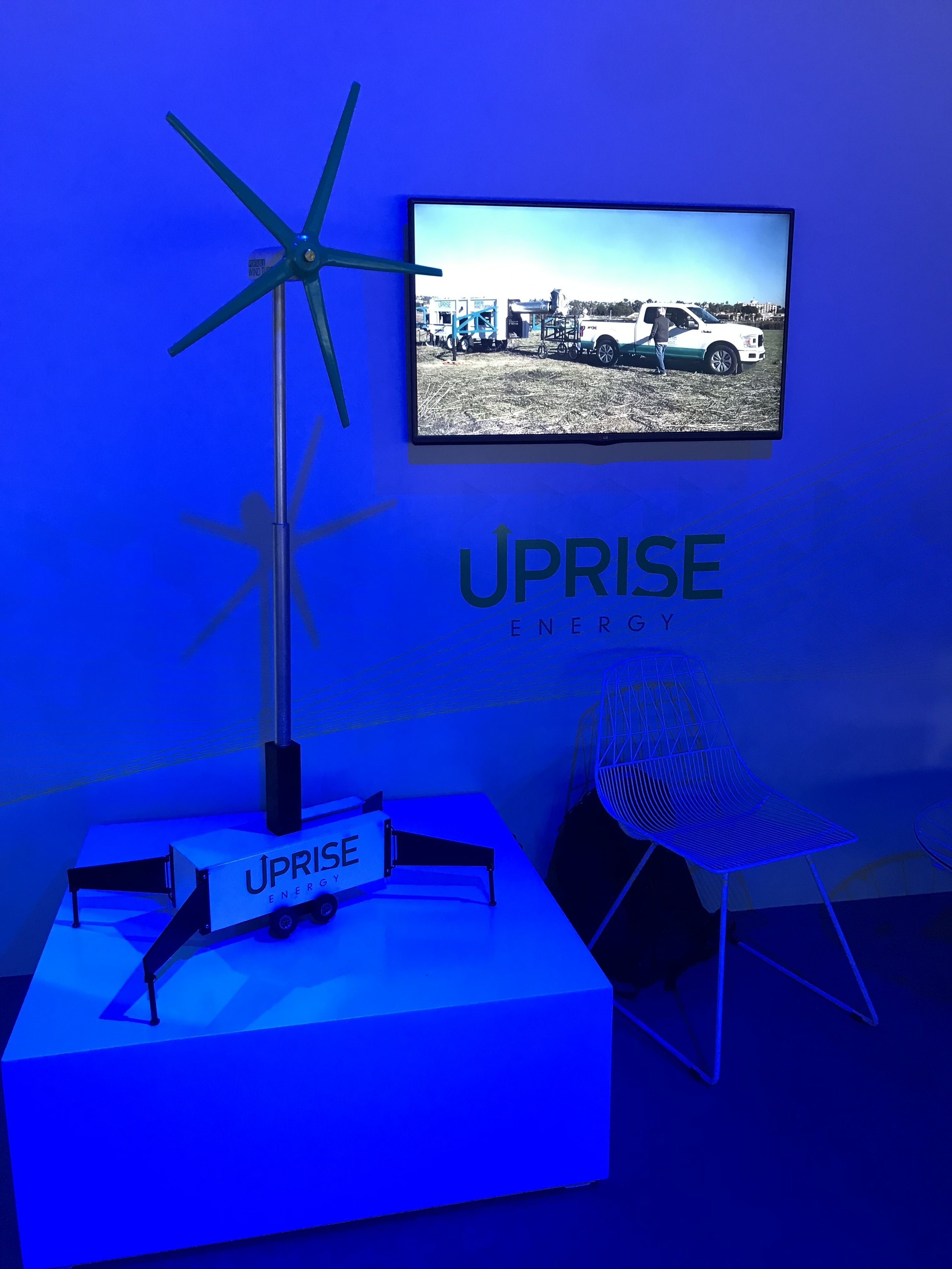 Uprise Booth WFES.JPG