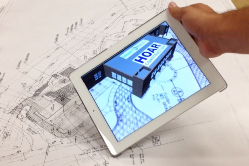 SmartReality augmented reality app from JBknowledge