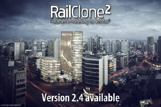 RailClone 2.4