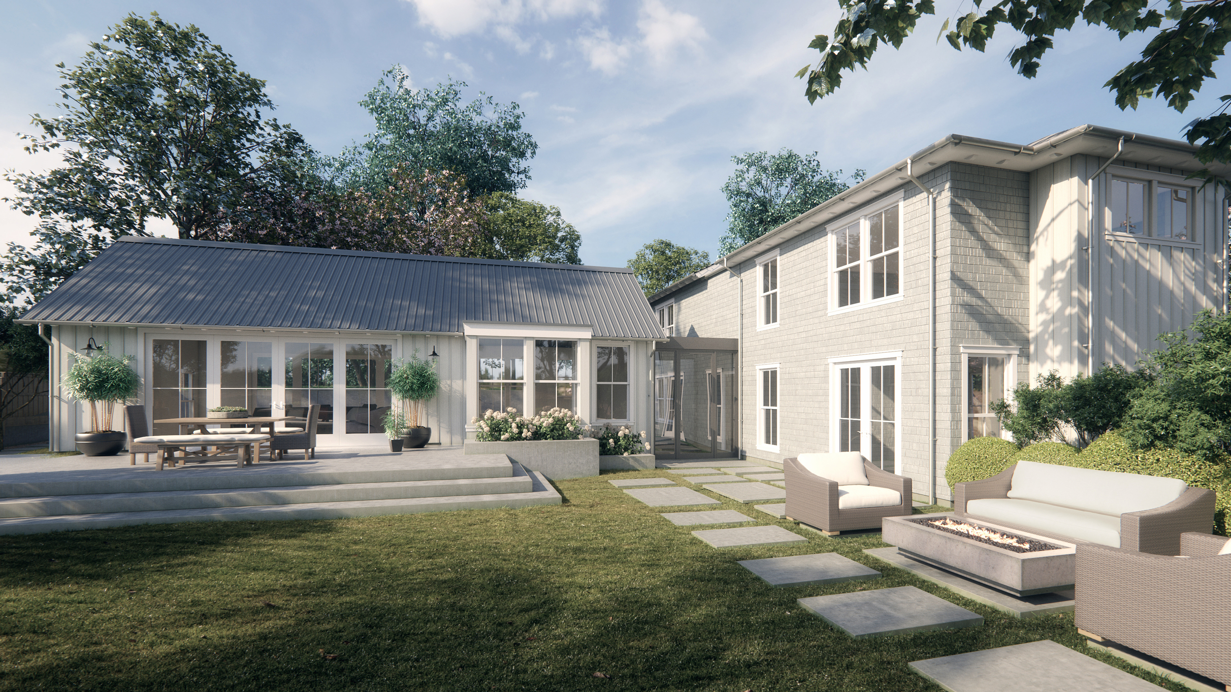 Specializing In Photo-Real Architectural Renderings  Professional