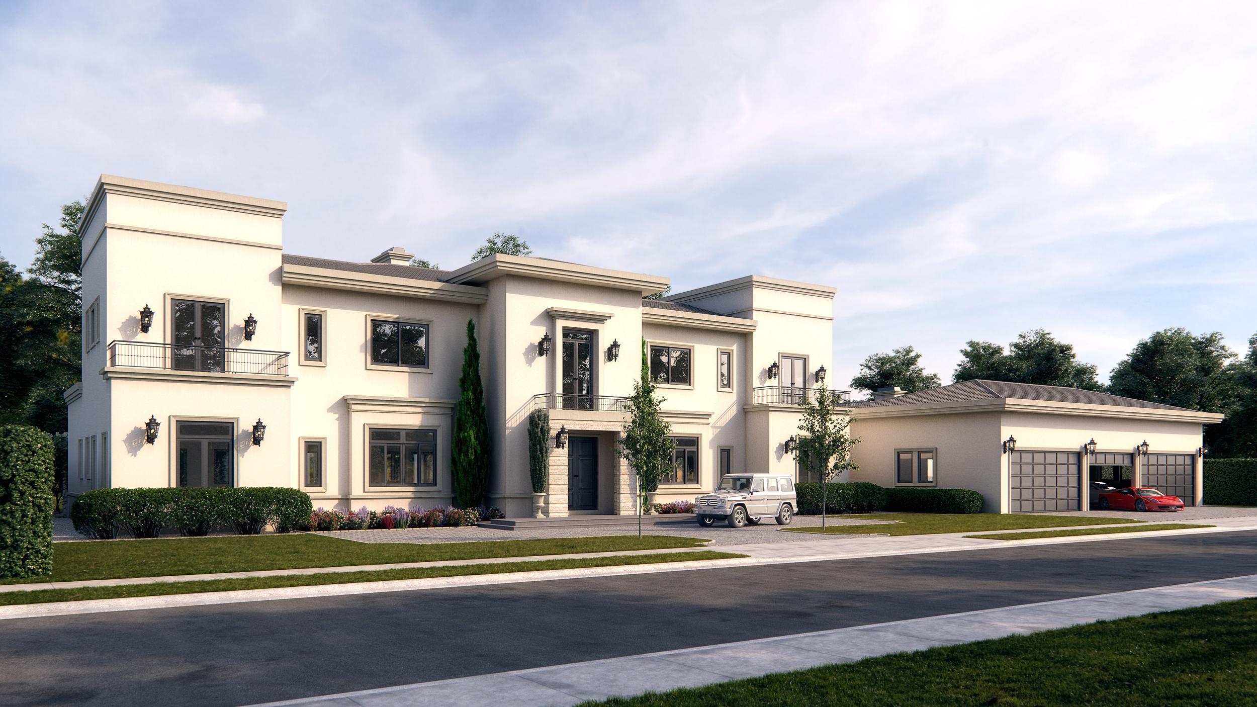 Villa Yara front Left.png