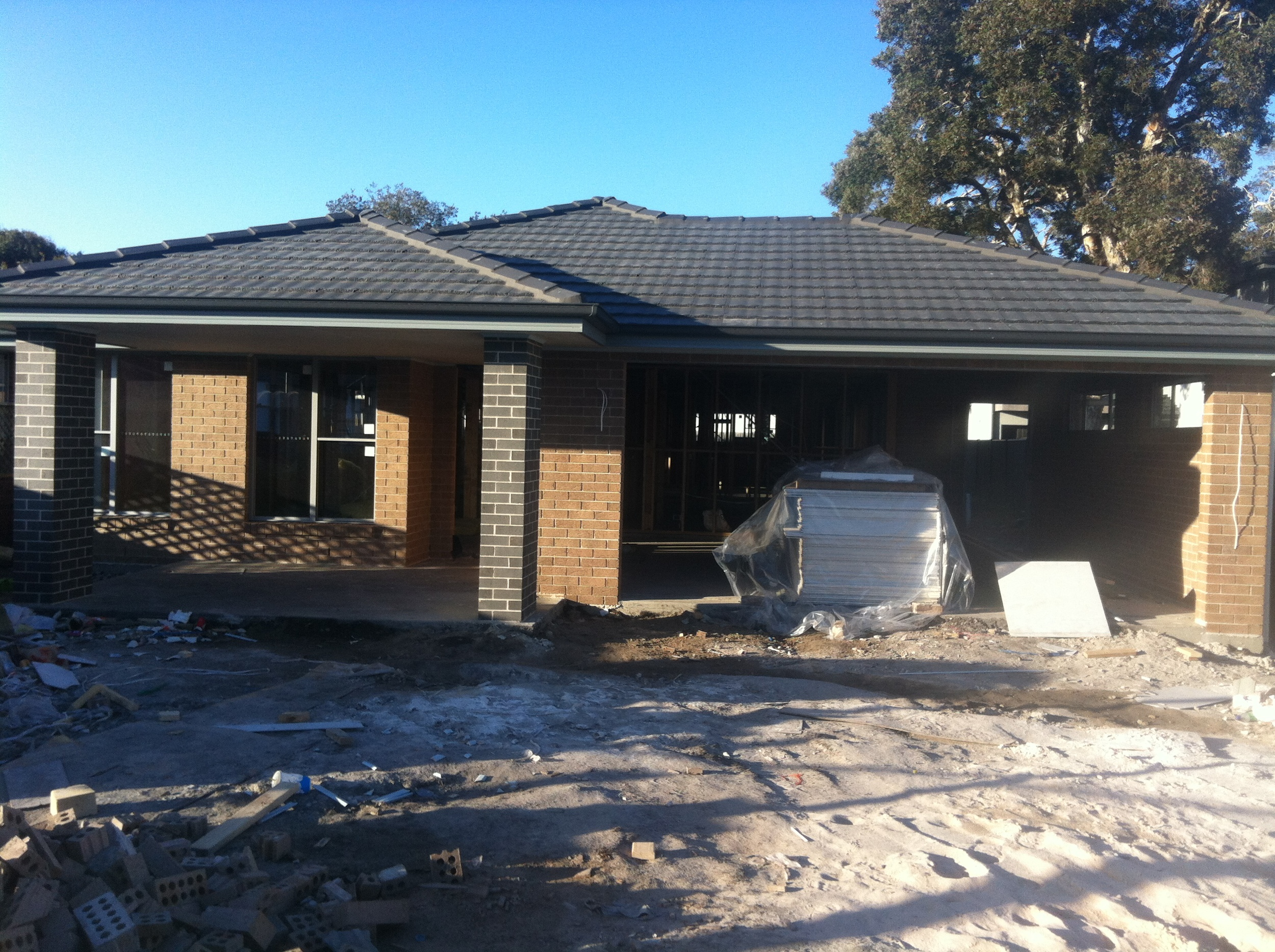 House for Mick Thurston @ Long Jetty