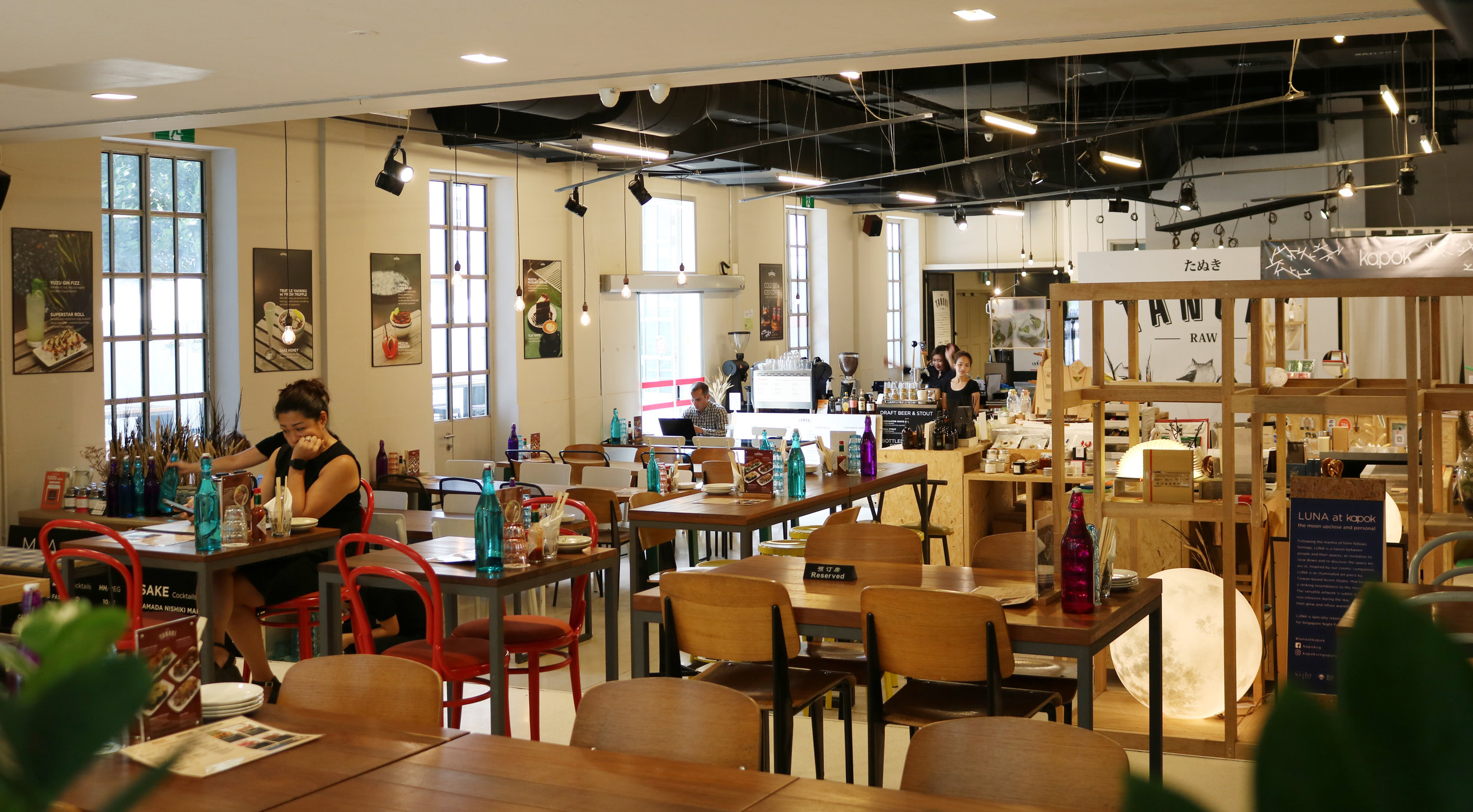 Tanuki Raw at kapok lifestyle restaurant cafe.JPG