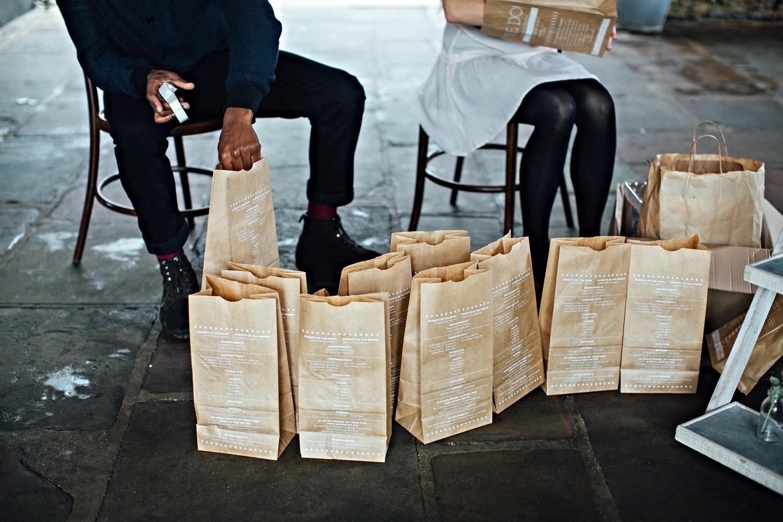 RISE+bridal+screen+printed+silkscreen+wedding+bag+lunch+sack+Kirsty+Rabjohns+Joel+Loera+3.jpg