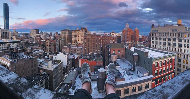 """I've been working out of my agency's New York office for the past 4 months. It's interesting to be """"the new guy"""" in the same agency but different office. However, it wasn't long until I managed to meet a group of badass/hungry asf creators, makers, and doers. Winthin a few weeks I was thrown into the fire working late nights for early reviews to mix and match new ideas 😉. A true bond was formed amongst fellow creators. As cheesy as it sounds, but through hardships—friendships truly shine through. My colleagues have become close friends. Thanks for being so welcoming, inviting, and woke asf. Keeping each other in check and not trudging societal  boundaries. Keeping doing great work and don't stop being a badass. If any of y'all happen to be in the Bay, burritos on me. Much love and never stop learning.i"""