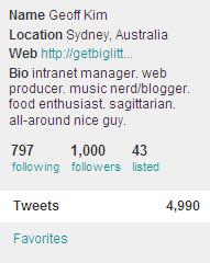 One thousand.