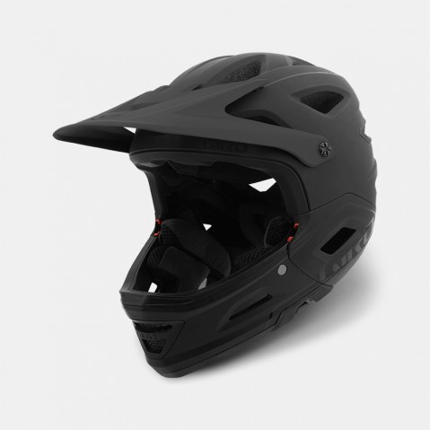 SWITCHBLADE™ MIPS - The Switchblade™ MIPS is our new ASTM downhill certified full face helmet with a removable chinbar.