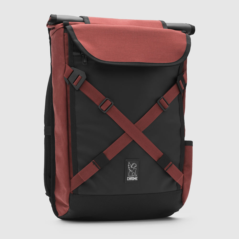 BRAVO 2.0 BACKPACK - The ultimate urban rolltop. Features a welded-waterproof main compartment, integrated padded laptop sleeve and cross-compression straps.