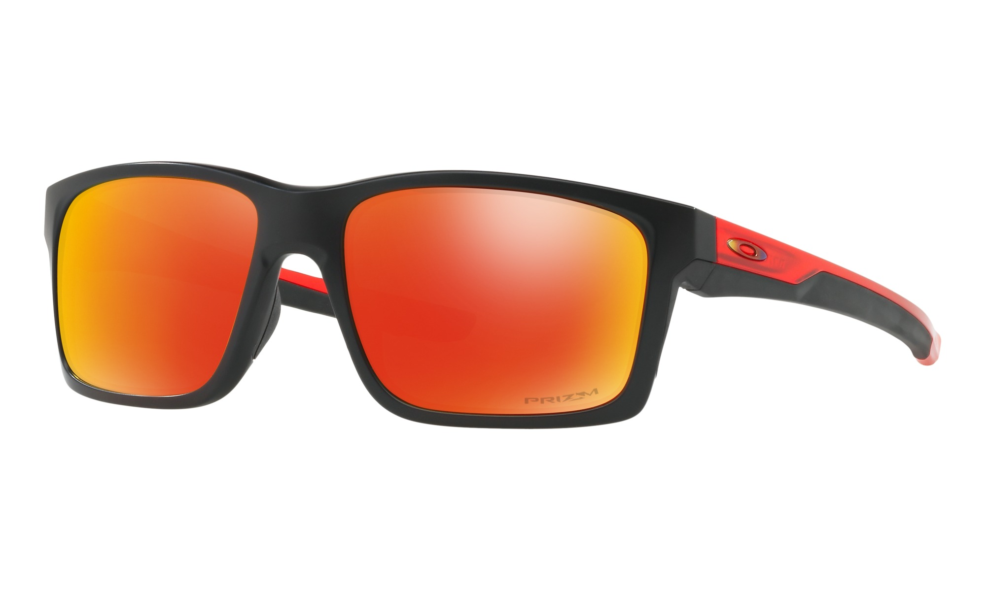 MAINLINK™ PRIZM™ RUBY FADE COLLECTION - The innovation behind a comfortably secure fit, Unobtainium® is integrated into the classic styling of this O Matter™ frame inspired by Oakley Crosslink™.