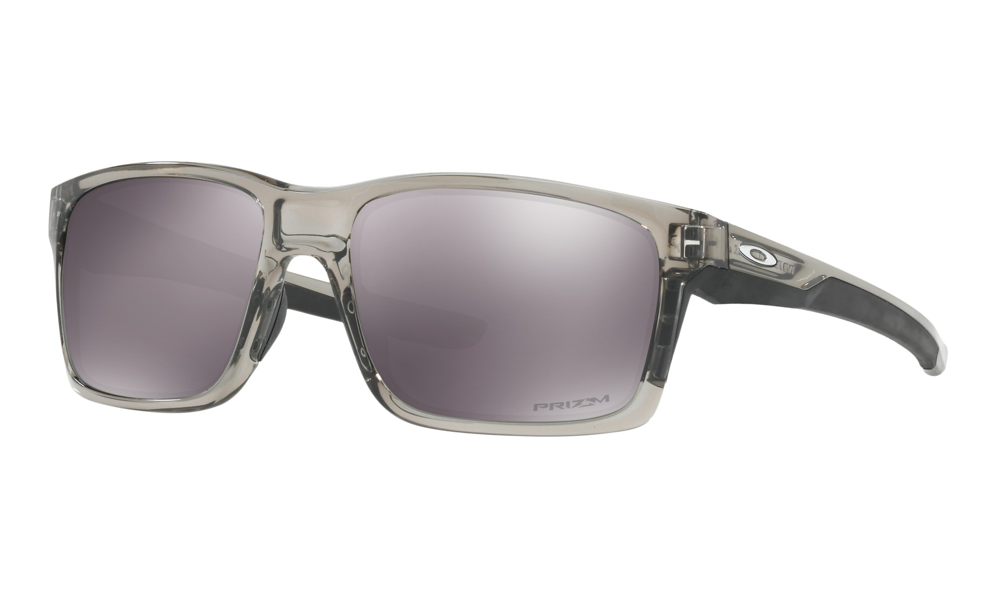 MAINLINK™ PRIZM™ - The innovation behind a comfortably secure fit, Unobtainium® is integrated into the classic styling of this O Matter™ frame inspired by Oakley Crosslink™.
