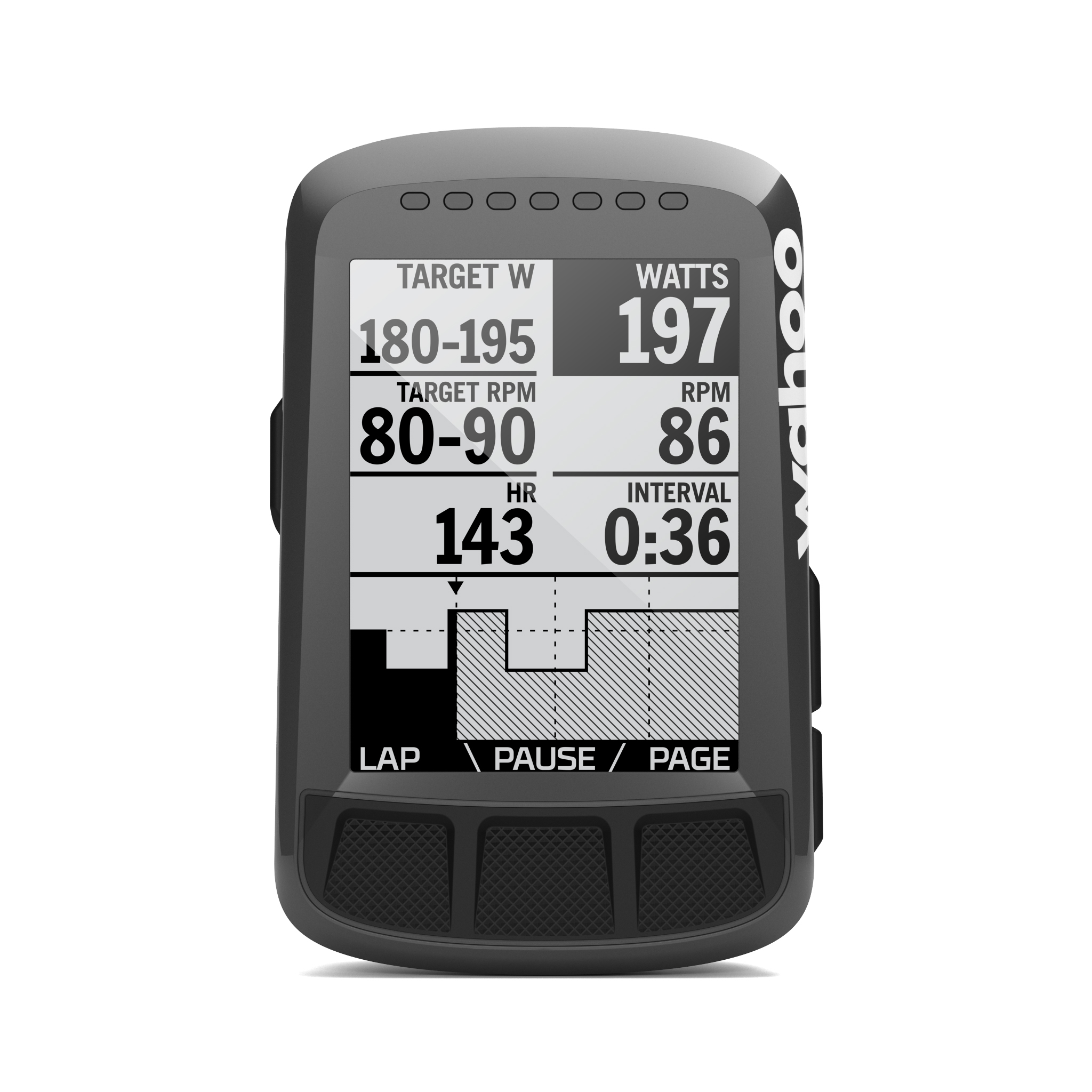 ELEMNT  BOLT - Created in collaboration with the best minds in cycling aerodynamics, ELEMNT BOLT offers the power and simplicity that originated with ELEMNT.