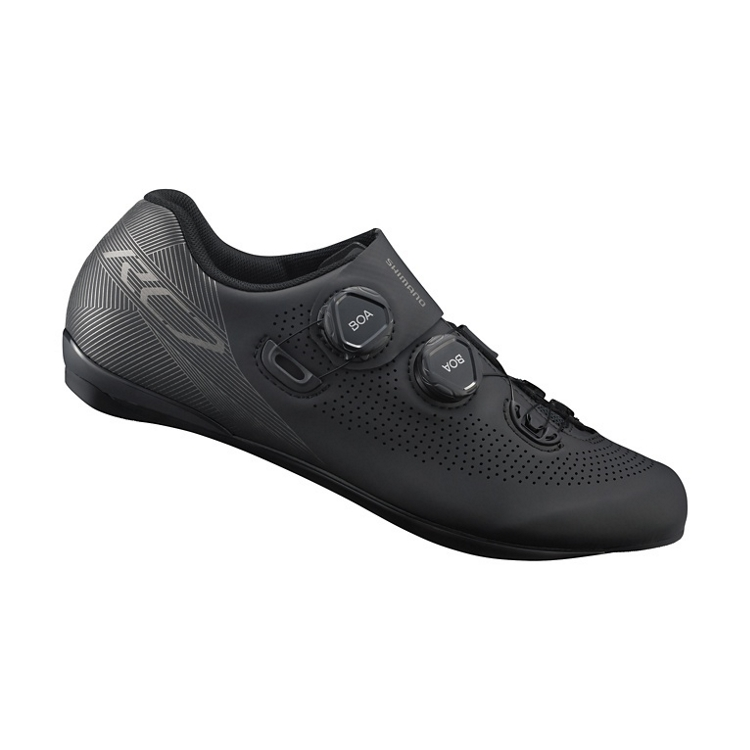 SH-RC701 - Full-featured competition shoes optimized for comfort and pedaling performance.