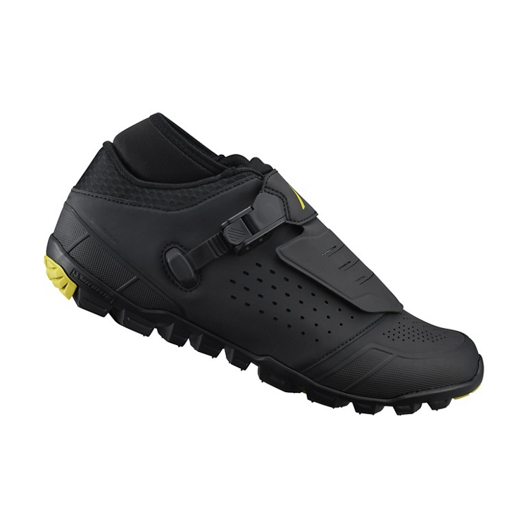 SH-ME701  - Lightweight pedaling efficiency plus the durability, grip, and armor aggressive trail riders require.