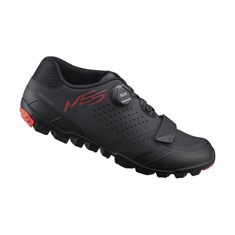 SH-ME501 - Dedicated trail performance shoe combines excellent stiffness for pedaling with off the bike traction.
