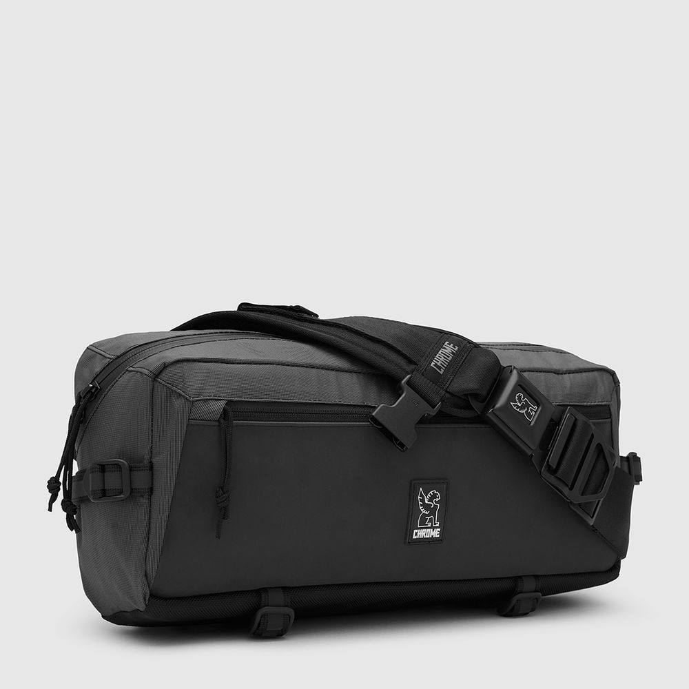 THE WELTERWEIGHT KADET MESSENGER BAG - A lightweight version of our super-compact sling bag with the same Chrome toughness we build into every bag.